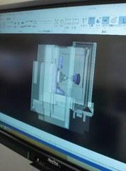 株式会社三友製作所 IB65画面