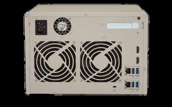 TVS-663 リア