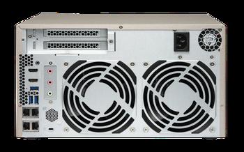 TVS-873e リア