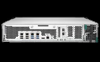 TVS-EC1280U-SAS-RP R2 リア
