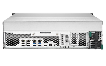 TVS-EC1680U-SAS-RP R2 リア